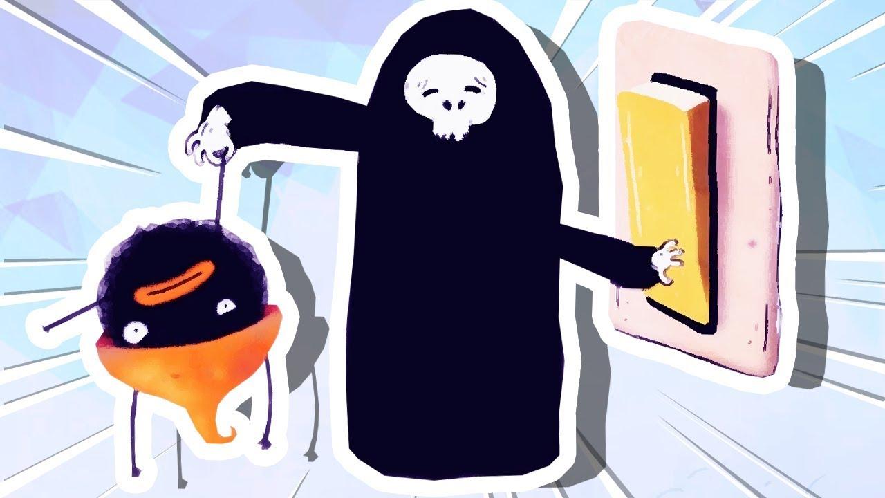 Download CHUCHEL MEETS DEATH!!! (Chuchel #3 ENDING)