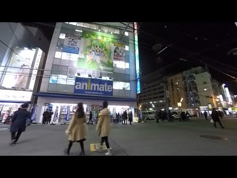 Otaku Shopping Tour Osaka