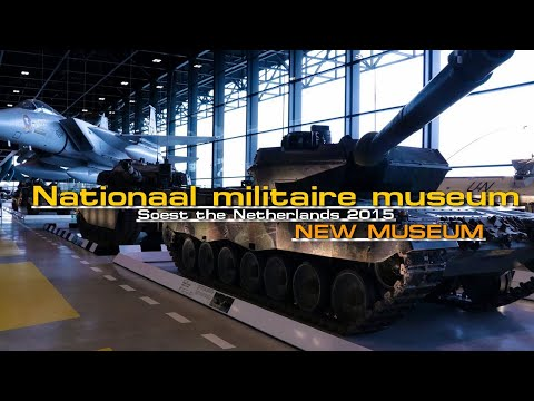 Nationaal militaire museum Soest the Netherlands 2015