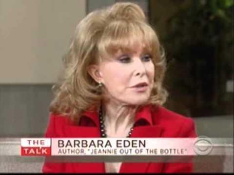Barbara Eden@The Talk