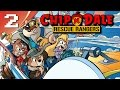 Chip And Dale Do The Fat Cat Stomp! - YouTube