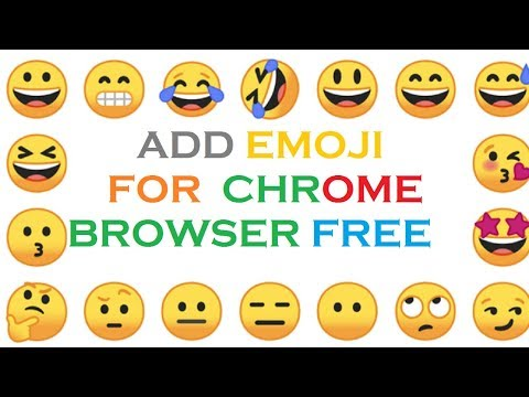 Download Best Emoji Extension For Google Chrome 2018 How To