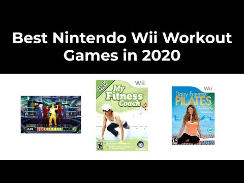 Best Nintendo Wii Workout Games in 2020