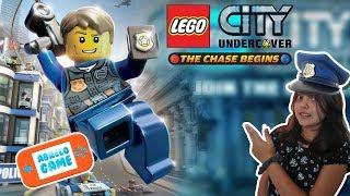 Lego City UnderCover PS4 Sigue la Aventura de Chase Continua Arrestamos a los Malos en Abrelo Game
