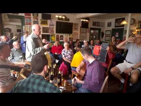 Cobh - Ireland - In the Rob & Roy pub, around noon... 14.7.2015.