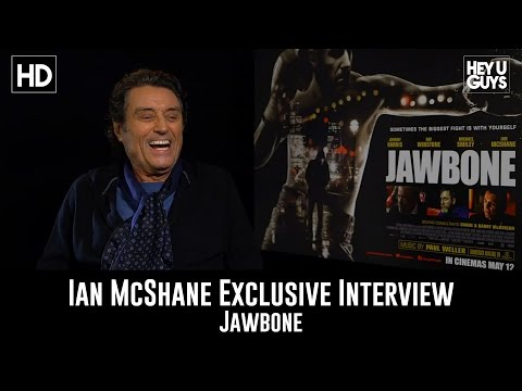 Ian McShane Exclusive Interview - Jawbone
