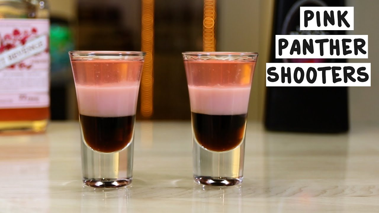 Pink Panther Shooters