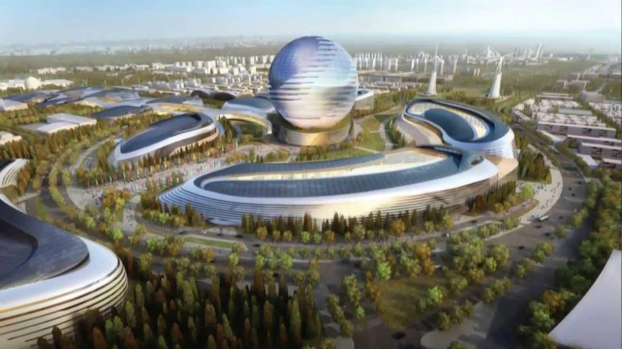 Expo 2017 Astana Kazakhstan Youtube
