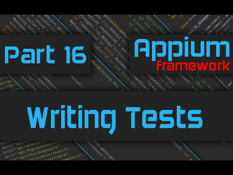 creating-test-cases-to-test-mobile-application-[advanced-appium-tutorial---16][java]