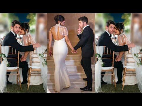 Priyanka Chopra and Nick Jonas wedding Lovely moment together Latest Pics video Lifestyle story