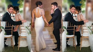 Priyanka Chopra and Nick Jonas wedding Lovely moment together Latest Pics video Lifestyle story