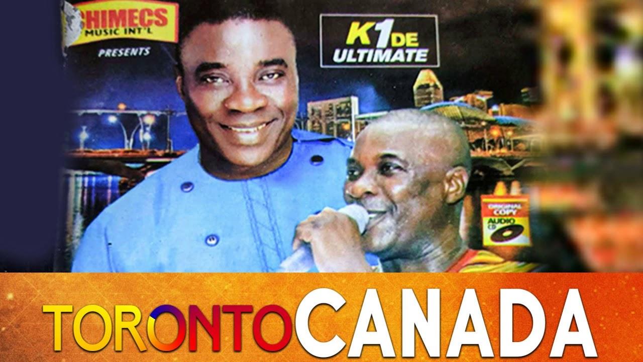 Download K1 DE ULTIMATE - TORONTO CANADA - LATEST FUJI SONG 2020