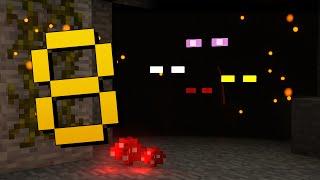 8 MOBS SECRETOS DO MINECRAFT!