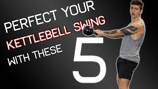 How To Kettlebell Swing In 5 Steps