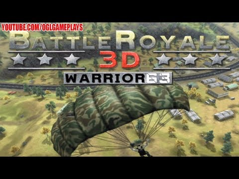 Battle Royale 3D - Warrior 63 Gameplay (Android APK)