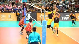 29th SEA Games 2017 Volleyball CAM Vs MAS