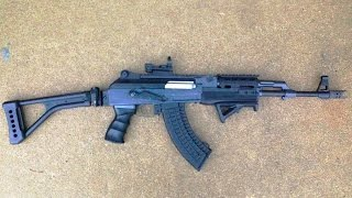 Airsoft MegaStore Tarafından özel Müteahhit AK-47 AEG İnşa Bakış ve Ateş ()
