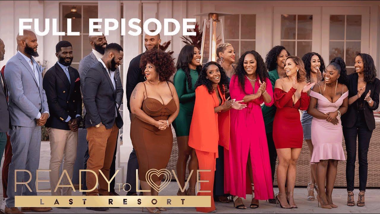 "Download Full Episode: ""Mix-er & Mingle"" (Season 3, Ep. 2) | Ready to Love | Oprah Winfrey Network"
