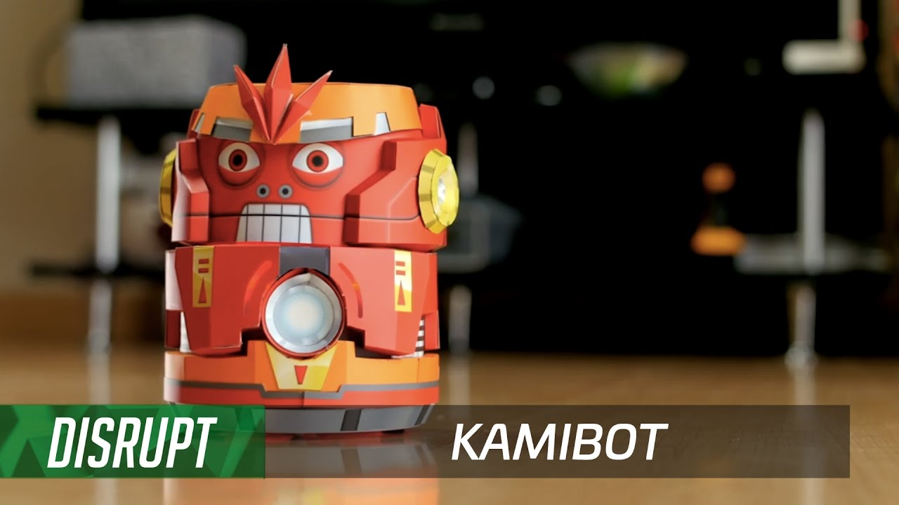 Kamibot Teaches Coding With Cool Robot Toys Youtube