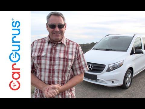 2016 Mercedes-Benz Metris   CarGurus Test Drive Review