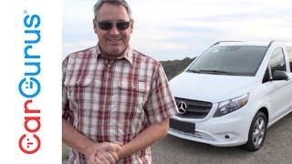 2016 mercedes-benz metris | cargurus test drive review