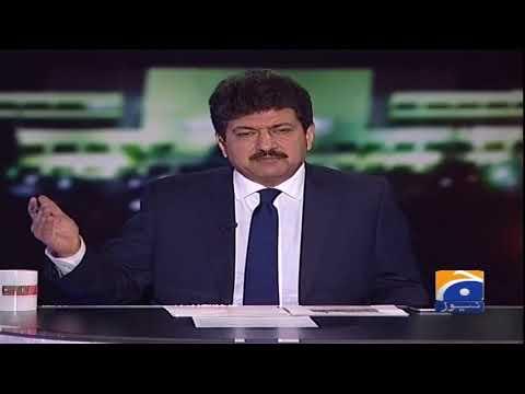 Capital Talk - 19 April 2018 - Geo News