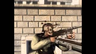 Sniper Elite V2 XRay Kill Cam Compilation