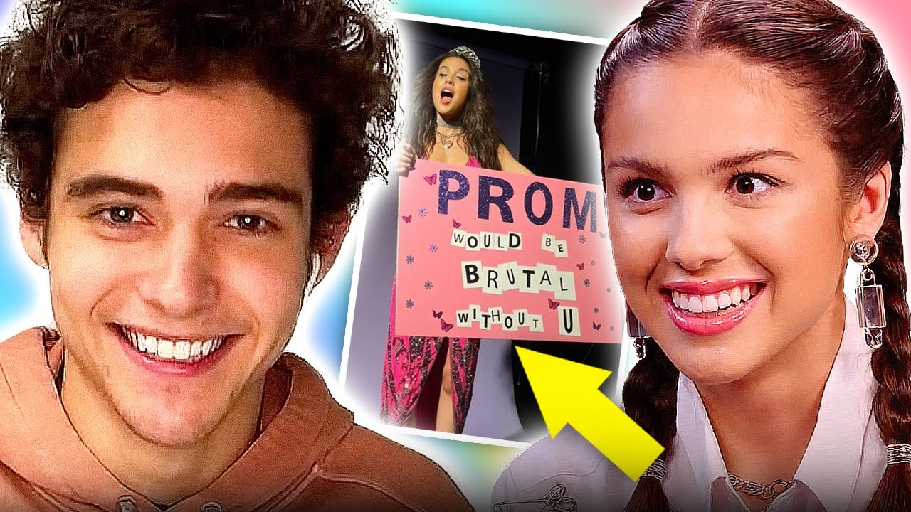 Joshua Bassett on Olivia Rodrigo and His Feelings About Coming Out