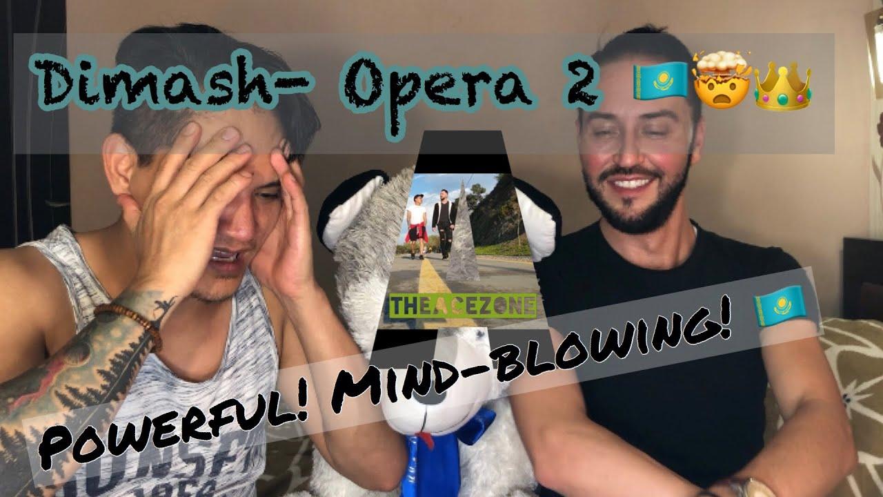 Singer Reacts | Dimash - Opera 2