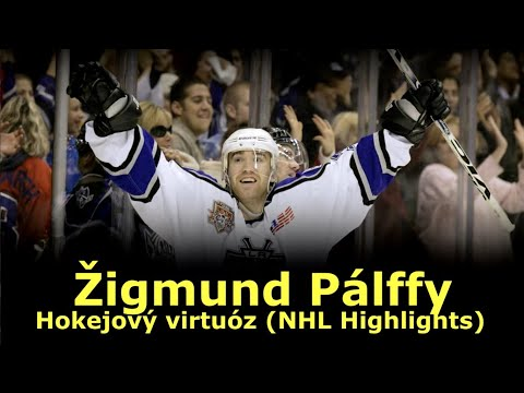 Hello NHL community. Do you guys remember this remarkable goal scorer, Žigmund Palffy? I hope you will enjoy his career highlights. (Yes, even the kiss) creds to Branislav Kysucky, who created this montage for us. Enjoy!
