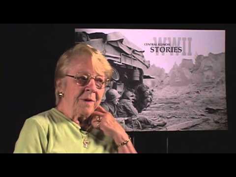 Linda Weber Veterans Remember WWII