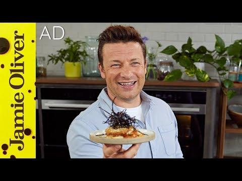 Aubergine Parmigiana (Eggplant) | Jamie Oliver | #MyFoodMemories | AD
