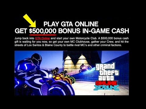 ROCKSTAR IS GIVING OUT FREE MONEY AGAIN & NO ONE KNOWS WHY!