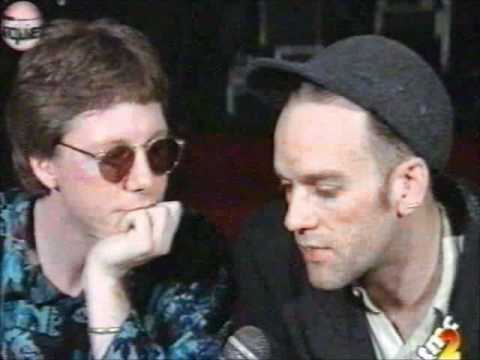 R.E.M. Intervista 1991 Out Of Time