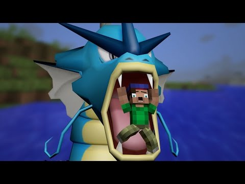 HVORFOR DREPER GYARADOS? - Pixelmon Episode #16 - Norsk Let's Play Minecraft Serie