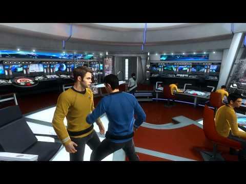Let's Play Star Trek - Part 2 [CO-OP] 1080p