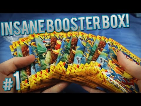 Pokemon Cards - Flashfire Booster Box (36 packs!) Opening | PART 1 of 4
