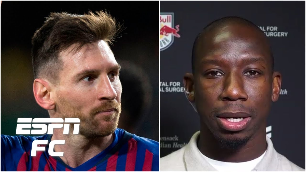 Bradley Wright-Phillips on favorite Ian Wright goal, whether Lionel Messi is the GOAT   Extra Time