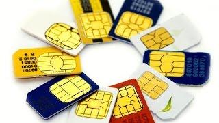 Выбор SIM-карты для GSM сигнализации