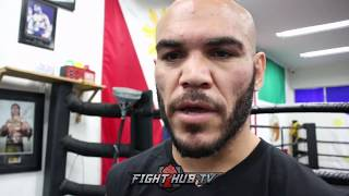 RAY BELTRAN TALKS RICHARD COMMEY & WHY PACQUIAO'S SPECIAL IN & OUT THE RING