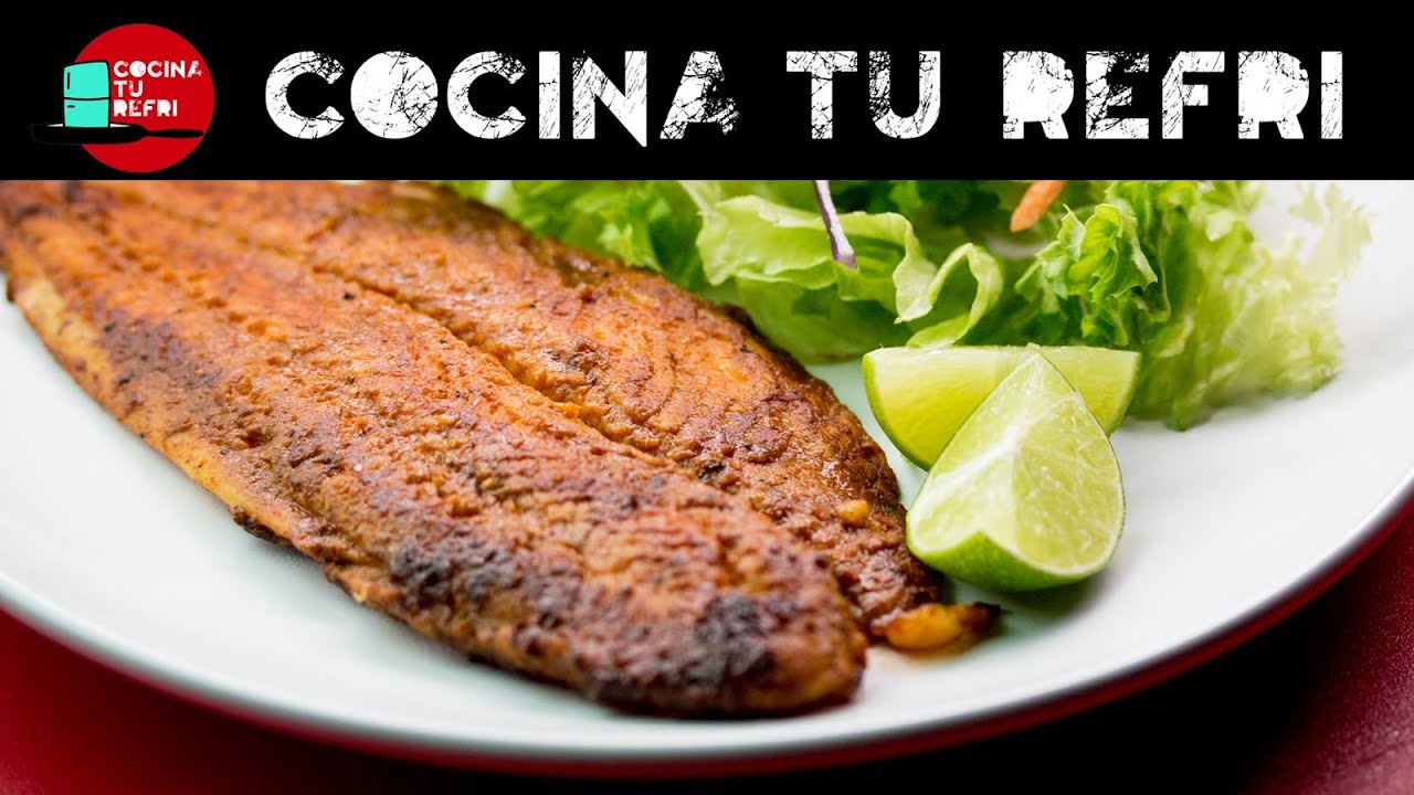 Como preparar filete de pescado a la talla cocina tu for Como cocinar pescado