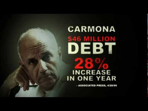 What's Missing from Richard Carmona's Bio?