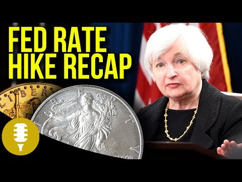 FED Rate Hike Recap | How Did Gold, Silver, & Dollar React?