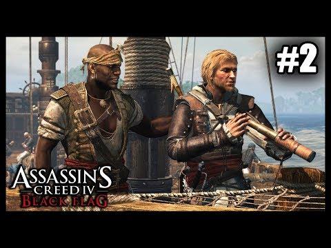 CAPITAINE VA AU DIABLE (Assassin's Creed IV Black Flag #2) [FR]