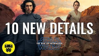 10 NEW DETAILS - Star Wars: Episode 9 - The Rise of Skywalker