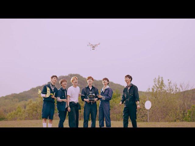 BOYFRIEND GLIDER MV full ver.