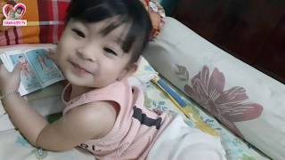 Anna Nghe Ba Đọc Kinh Kệ - NaSam Kids Tv