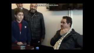 إبراهيم تتليس في اربيل , طفل كردي جرح قلبه
