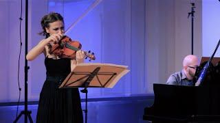 George Enescu - Sonata for Violin and Piano No3  Part III(3rd movement)