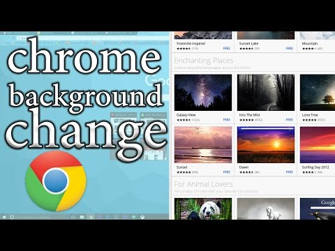 how-to-change-the-background-of-chrome-browser!